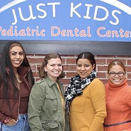 Pediatric Dental Office Anchorage-Our Team